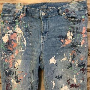 Soho New York & company Boyfriend Jeans